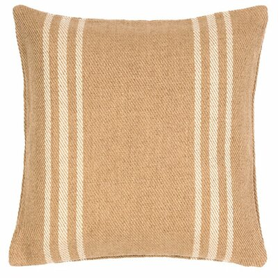 Lexington Indoor/Outdoor Throw Pillow Color: Pine / Camel