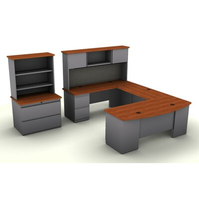 Shaped Desk Office Suite U Product Photo 4884