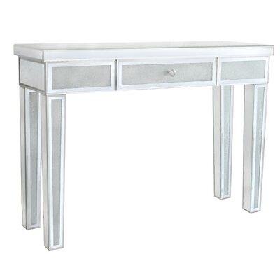 Diamond Crush Console Table