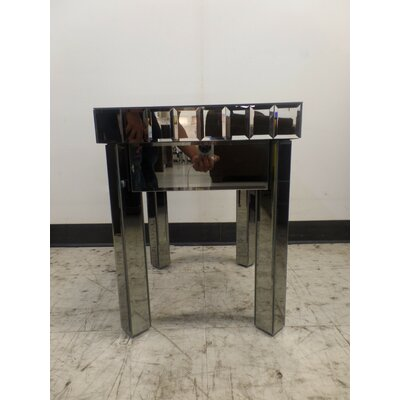 Fantell End Table