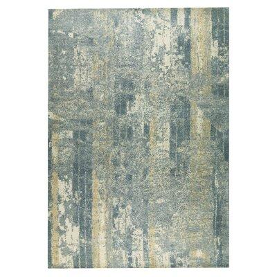 Hayward Hand-Woven Gray/Beige Area Rug Rug Size: 2 x 3