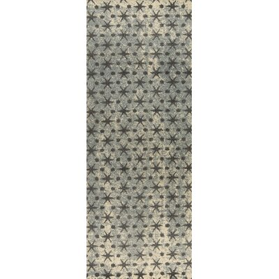 Modesto Hand-Woven Beige/Gray Area Rug Rug Size: 2 x 3