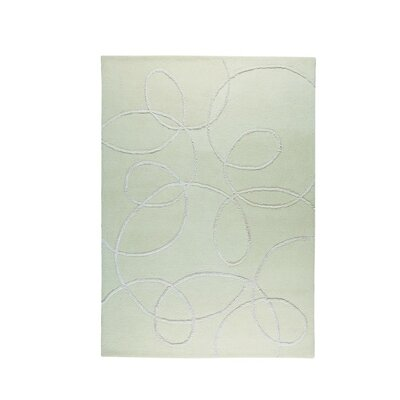 Madrid Hand-Tufted White Area Rug