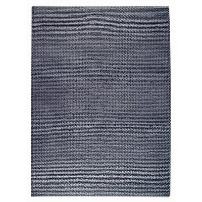 Ladhak Hand-Woven Blue Area Rug Rug Size: 66 x 99