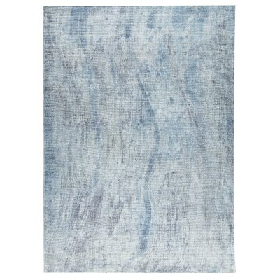 Reno Hand-Woven Soft Gray Area Rug Rug Size: 9 x 12