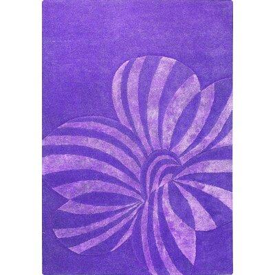 Jasmine Hand-Tufted Violet Area Rug