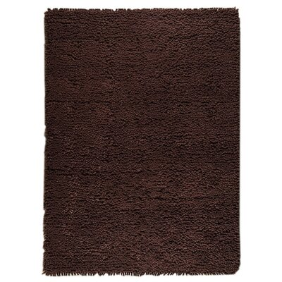 Berber Hand-Woven Brown Area Rug Rug Size: Rectangle 46 x 66