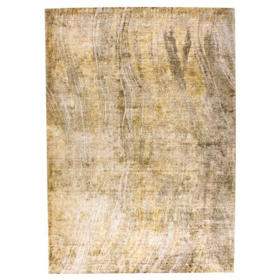 Reno Hand-Woven Green Area Rug Rug Size: 2 x 3