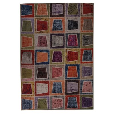 Bursa Hand woven Area Rug Rug Size: 52 x 76