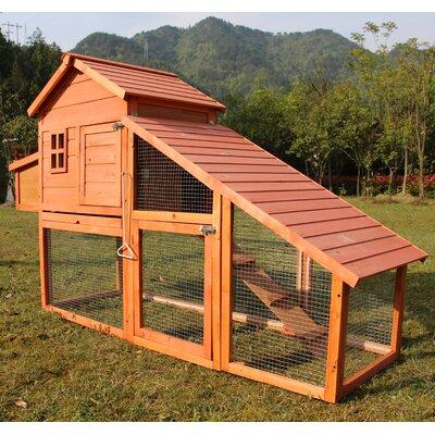 Carley Chicken House