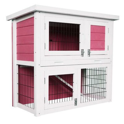 MCombo Wooden Small Animal House