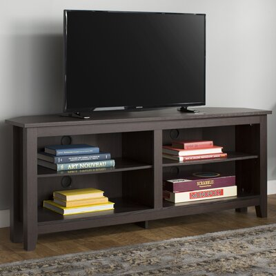 Sunbury 58 TV Stand Color: Espresso