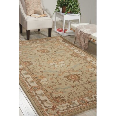 Constance Sage Area Rug Rug Size: Rectangle 8 x 106