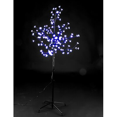 Image of Multi Functional Cherry Tree with LED Lamp