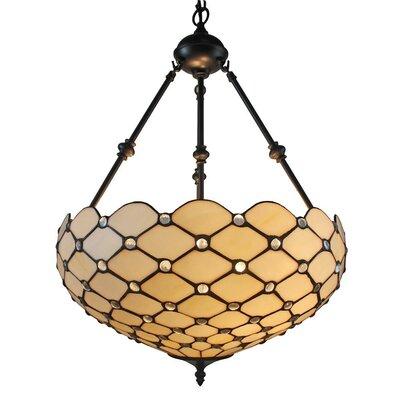 2-Light Bowl Pendant