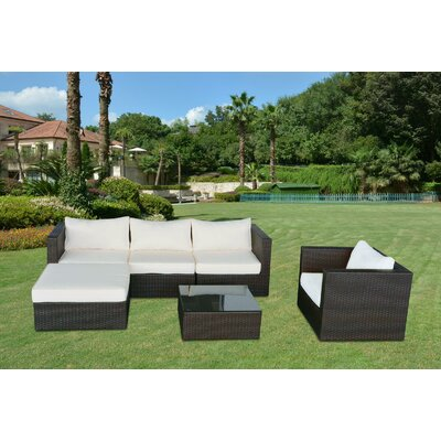 Cabo Sectional with Cushions
