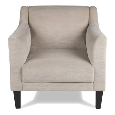Grotto Arm Chair Color: Empire Stone