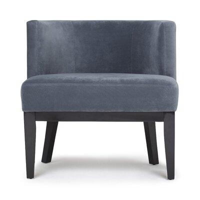 Arris Barrel Chair Color: Cornflower