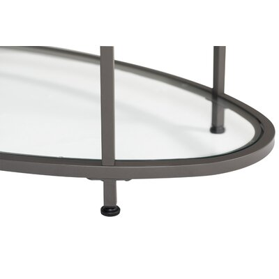 Camber Oval Coffee Table