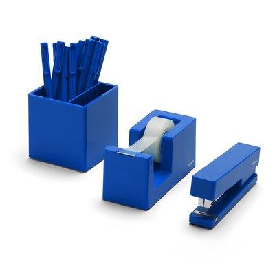 15 Piece Starter Set Color: Cobalt