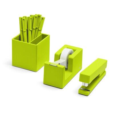 15 Piece Starter Set Color: Lime Green 846680019198