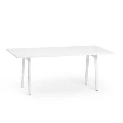 Series A* Rectangular 29H x 72W x 36L Conference Table
