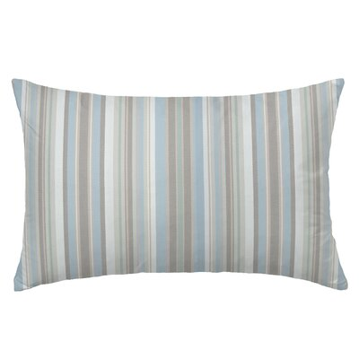 Dexter Rectangle Throw Pillow Color: Glacier