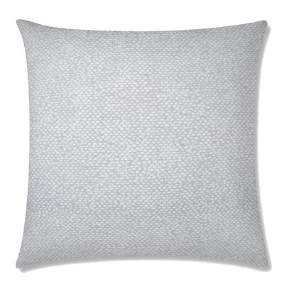 Conga Square Throw Pillow Color: Pebble