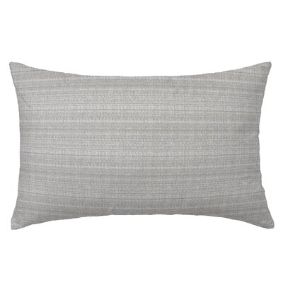 Handloom Rectangle Throw Pillow Color: Dune