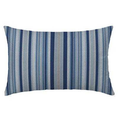 Dexter Rectangle Throw Pillow Color: Atlantic