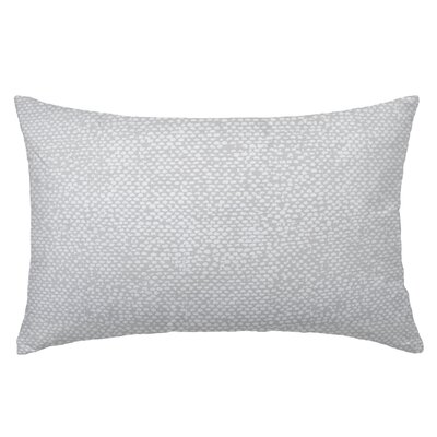 Conga Rectangle Throw Pillow Color: Pebble