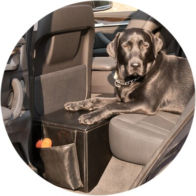 Loudon OrthoPetic Sturdy Backseat Extender with Storage
