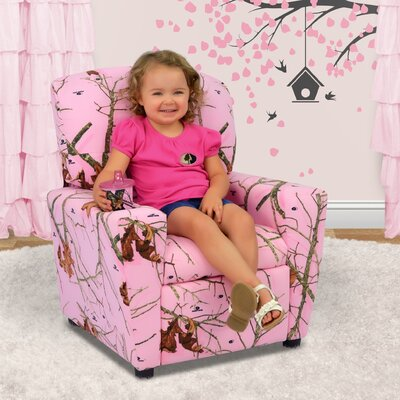 Kids Recliner with Cup Holder 2012MOLP