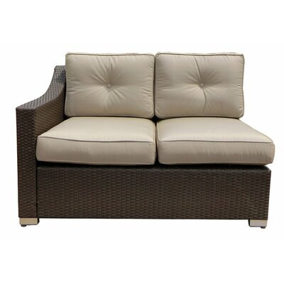 Tampa Right Arm Double Sectional Piece with Cushion