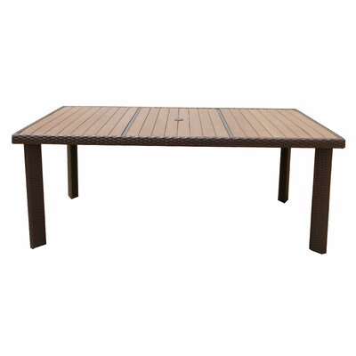 Ollis Dining Table with Cover