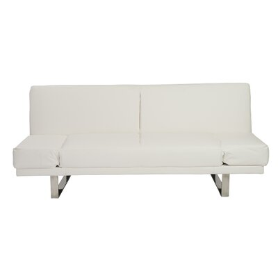 06000TAN EY2999 Eurostyle Shyam Convertible Sofa Bed Upholstery