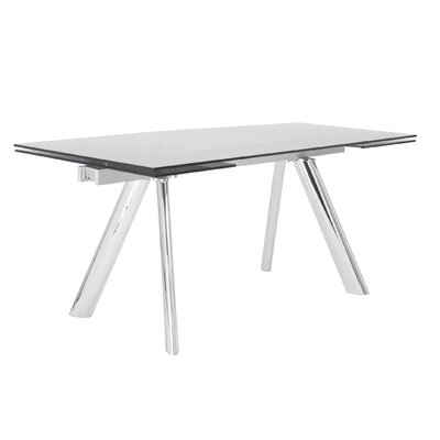 Furniture-Eagan Extendable Dining Table