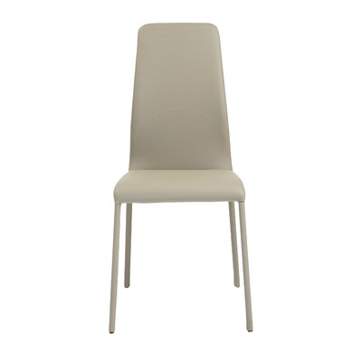 Hope Side Chair (Set of 4) Upholstery: Taupe