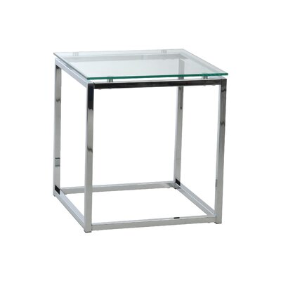 Cheap Eurostyle Sandor End Table Finish: Chrome (EY1841_6113805)