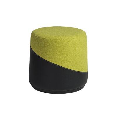 Fossen Pouf Upholstery: Yellow
