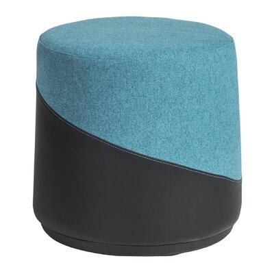 Fossen Ottoman Upholstery: Blue