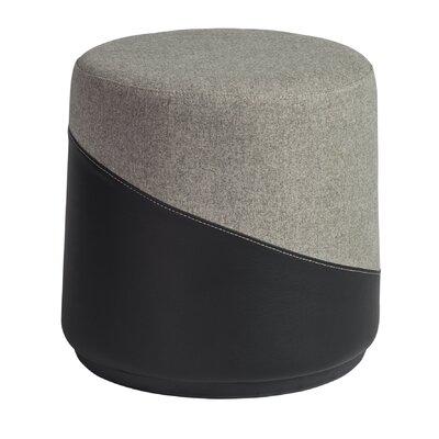 Fossen Ottoman Upholstery: Gray