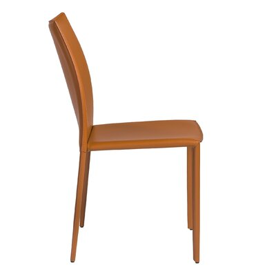 Zimmer Stacking Upholstered Dining Chair