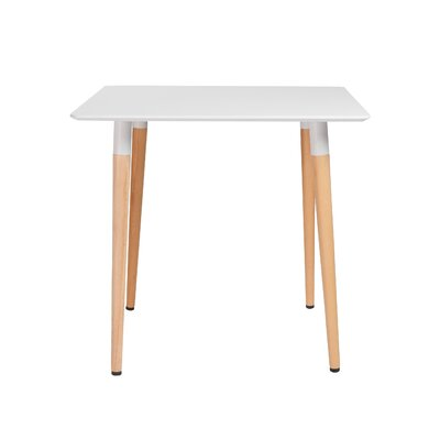 Silverman Dining Table Size: 29.5 H x 31.5 W x 31.5 D