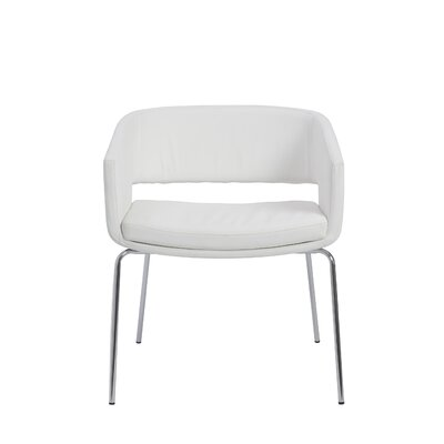 Eurostyle Amelia Lounge Chair (Set of 2) - Color: White at Sears.com