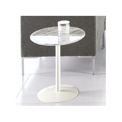 Eurostyle Tammy End Table - Base Finish: White at Sears.com