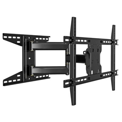 Full Motion Tilting Swivel Wall Mount for 32 - 70 Flat Panel Screens