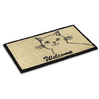 Cute Cat Doormat