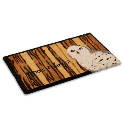 White Owl Doormat
