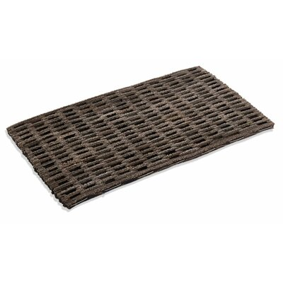 Zauber Tire Link Doormat Rug Size: Rectangle 2' x 3'